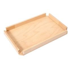 TRAY BEECH 4 SIDES